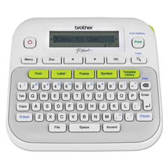 BRTPTD210 - Brother P-Touch® PTD210 Easy, Compact Label Maker