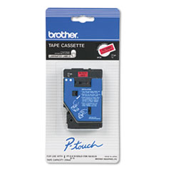 BRTTC5001 - Brother® P-Touch® TC Series Standard Adhesive Laminated Labeling Tape