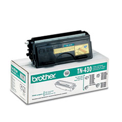 BRTTN430 - Brother TN430 Toner, 3000 Page-Yield, Black