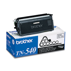 BRTTN540 - Brother TN540 Toner, 3500 Page-Yield, Black
