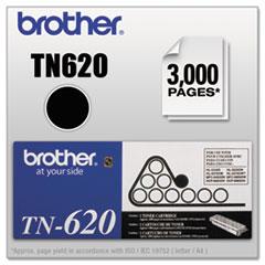 BRTTN620 - Brother TN620 Toner, 3000 Page-Yield, Black
