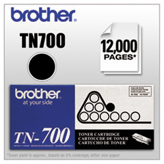 BRTTN700 - Brother TN700 High-Yield Toner, 12000 Page-Yield, Black
