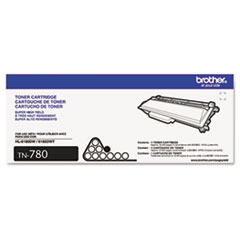 BRTTN780 - Brother TN780 (TN-780) Super High-Yield Toner, 12000 Page-Yield, Black
