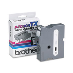BRTTX1551 - Brother® P-Touch® TX Series Standard Adhesive Laminated Labeling Tape