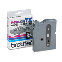 BRTTX2311 - Brother® P-Touch® TX Series Standard Adhesive Laminated Labeling Tape