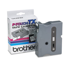 BRTTX2411 - Brother® P-Touch® TX Series Standard Adhesive Laminated Labeling Tape