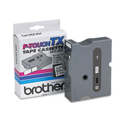 BRTTX2511 - Brother® P-Touch® TX Series Standard Adhesive Laminated Labeling Tape