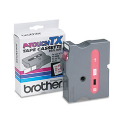 BRTTX2521 - Brother® P-Touch® TX Series Standard Adhesive Laminated Labeling Tape