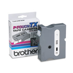 BRTTX3551 - Brother® P-Touch® TX Series Standard Adhesive Laminated Labeling Tape