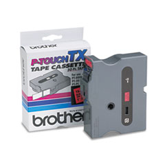 BRTTX4511 - Brother® P-Touch® TX Series Standard Adhesive Laminated Labeling Tape