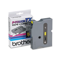 BRTTX6311 - Brother® P-Touch® TX Series Standard Adhesive Laminated Labeling Tape