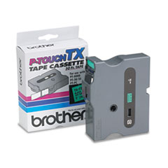 BRTTX7511 - Brother® P-Touch® TX Series Standard Adhesive Laminated Labeling Tape