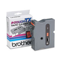 BRTTXB511 - Brother® P-Touch® TX Series Standard Adhesive Laminated Labeling Tape