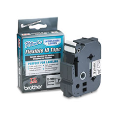 BRTTZEFX251 - Brother® P-Touch® TZ/TZe Flexible ID Laminated Labeling Tape