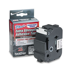 BRTTZES261 - Brother® P-Touch® TZ/TZe Series Extra-Strength Adhesive Laminated Labeling Tape