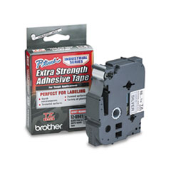 BRTTZES941 - Brother® P-Touch® TZ/TZe Series Extra-Strength Adhesive Laminated Labeling Tape