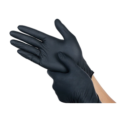 BSC144660 - BSC - Nitrile Disposable Gloves - Large