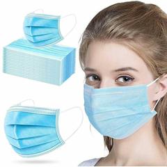 BSC302148 - Detoxiz - 3-Ply Disposable Masks