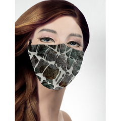 BSC762738 - Pol Atteu - Designer 90210 Face Mask See Ya Later Alligator Lady Collection