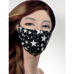 BSC825917 - Pol Atteu - Designer 90210 Face Mask Starlight Lady Collection