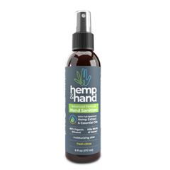 PTCSMN200035 - Full Spectrum - Hemp & Hand Sanitizer Spray