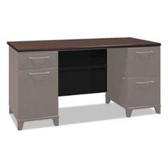 BSH2960MCA203 - Bush® Enterprise Collection Double Pedestal Desk