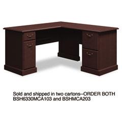 BSH6330MCA203 - Bush® Syndicate Collection L-Desk