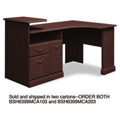 BSH6399MCA103 - Bush® Syndicate Collection Corner Desk
