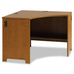 BSHPR76320 - Office Connect by Bush Furniture Envoy Series Corner Desk Shell
