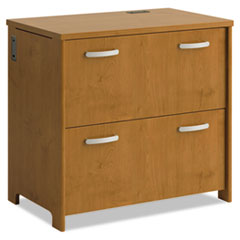 BSHPR76354 - Office Connect by Bush Furniture Envoy Series Two-Drawer Lateral File