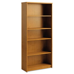 BSHPR76365 - Office Connect by Bush Furniture Envoy Series Five-Shelf Bookcase
