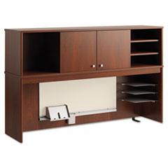 BSHPR76561 - Office Connect by Bush Furniture Envoy Series Hutch