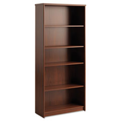 BSHPR76565 - Office Connect by Bush Furniture Envoy Series Five-Shelf Bookcase