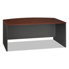 BSHWC24446 - Bush® Series C Bow Front Desk