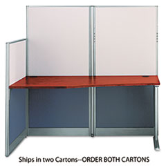 BSHWC36492A103 - Bush® Office in an Hour™ Straight Workstation
