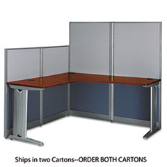 BSHWC36494A103 - Bush® Office in an Hour™ L- Workstation