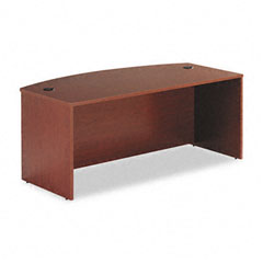 BSHWC36746 - Bush® Series C Bow Front Desk