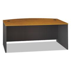 BSHWC72446 - Bush® Series C Bow Front Desk