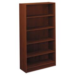 BSXBL2194A1A1 - basyx® BL Laminate Series Five-Shelf Bookcase