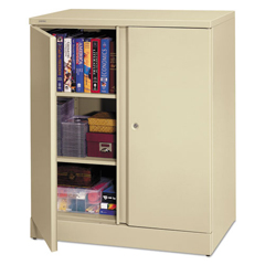 BSXC184236L - basyx® Easy-to-Assemble Storage Cabinet