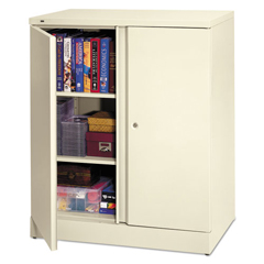 BSXC184236Q - basyx® Easy-to-Assemble Storage Cabinet