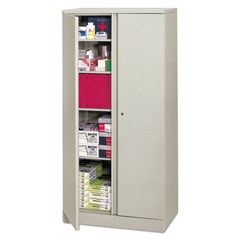 BSXC187236Q - basyx® Easy-to-Assemble Storage Cabinet
