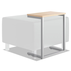 BSXHML8858WH - basyx® Occasional Cantilever Table