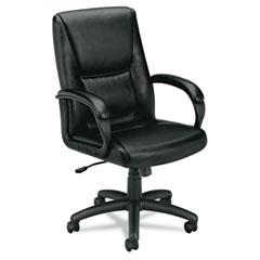 BSXVL161SB11 - basyx™ VL161 Executive Mid-Back Chair