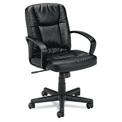 BSXVL171SB11 - basyx™ VL171 Executive Mid-Back Chair