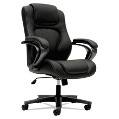 BSXVL402EN11 - basyx® VL402 Series Executive High-Back Chair