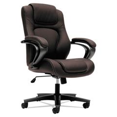 BSXVL402EN45 - basyx® VL402 Series Executive High-Back Chair