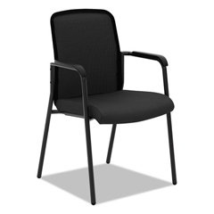 BSXVL518ES10 - basyx® VL518 Mesh Back Multi-Purpose Chair with Arms