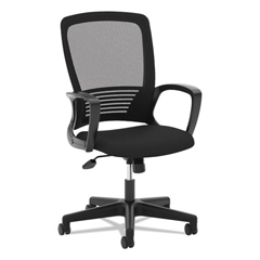BSXVL525ES10 - basyx® VL525 Mesh High-Back Task Chair