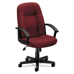 BSXVL601VA62 - basyx® VL601 Series Mid-Back Swivel/Tilt Chair